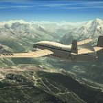 Freeware Real French Alpes Scenery