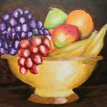 Fruit Bowl Paintings Famous Bowls