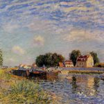 Genuine Fine Art Reproduction Reproductions Replicas Alfred Sisley