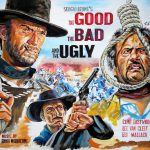 Good Bad Ugly Movie Poster Canvas Print