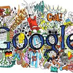 Google Doodle Perceived Contemporary Art