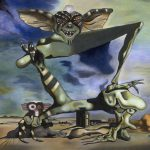Great Salvador Dali Art Mash Ups Mental