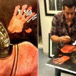Have Seen These Stunning Paintings Made Salman