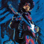 Hendrix Ronnie Wood Market Contemporary