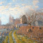 Hoar Frost Martin Summer Indian Alfred Sisley
