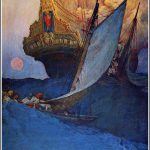 Howard Pyle Art Show There One Shouldn Null