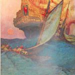 Howard Pyle Book Pirates Library