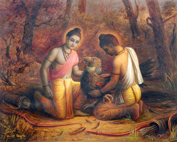 Indian Mythological Paintings Hindu Mythology Painting