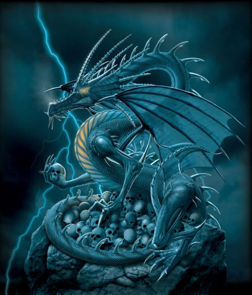 Inspiration Digital Dragon