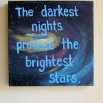 Inspirational Quotes Painting