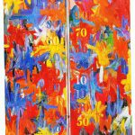 Jasper Johns Thermometer Art After