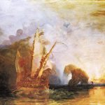 Joseph Mallord William Turner Ulysses Deriding Polyphemus Homer Odyssey Painting