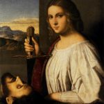Judith Bible Famous Paintings Murder