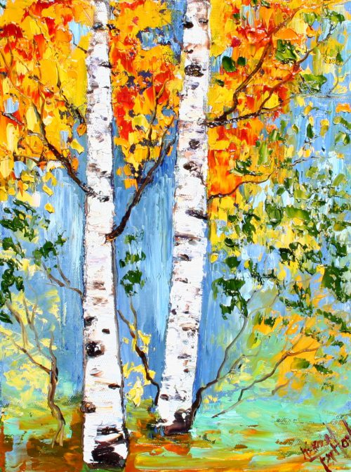 Karen Tarlton Birch Tree
