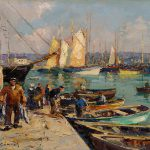 Lankaart Edouard Cortes Paintings Painting Pinterest