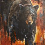Life Earth Sky Largest Painting Date Bear