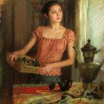 Love Art Contemporary Chinese Oil Paintings Artworks