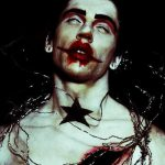 Michael Hussar Art Creepy Beautiful Paintings Scary Lovely Man Twisted