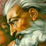 Michelangelo God Creation Adam