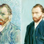 Modern Remakes Famous Paintings Bored