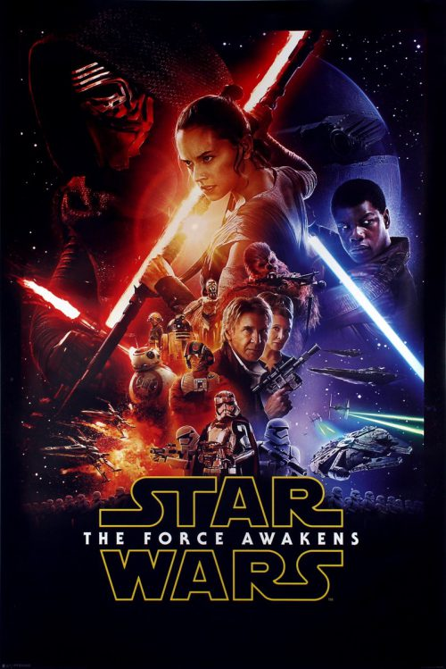 Movie Review Star Wars Force Awakens Jenny
