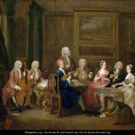 Musical Party Mathias William Hogarth Wikigallery