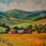 Nel Everyday Painting West Virginia Dreams