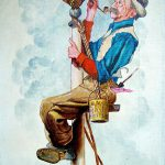 Norman Rockwell Ron