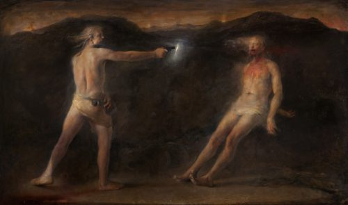 Odd Nerdrum Faces Prison His New York Crime Refuge Exhibition Open Without