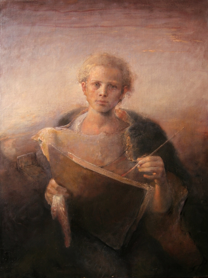 Odd Nerdrum Visionary Baroque Style Painter Tutt Art Pittura Scultura