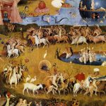 One Year Painting Day Hieronymus Bosch Triptych Garden Earthly Delights