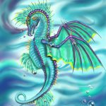Painted Sea Dragon Artsy