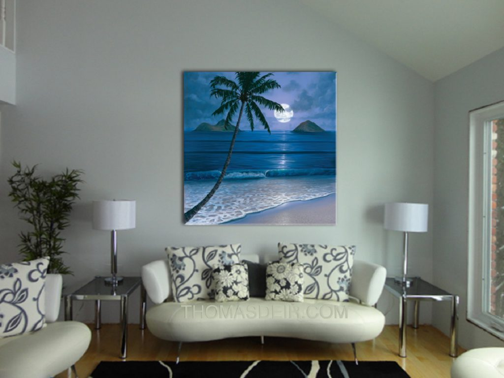 Painting Living Room
