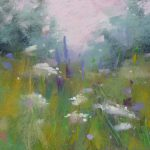 Painting World Display Unframed Pastel