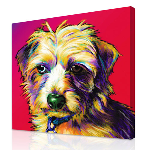 Pet Paintings Your Dog Cat