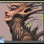 Photoshop Tutorial Painting Photoreal Creatures Promo