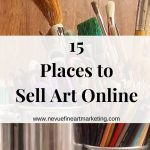 Places Sell Art Make
