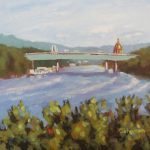 Plein Air Kanawha River