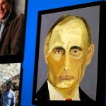 President George Bush Paintings Get Professional Art Review