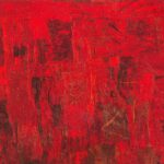 Red Painting Philip Guston