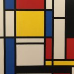 Saatchi Art Ocd Piet Mondrian Inspired Modern Contemporary Painting