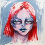 Saatchi Art Stay Ugly Painting Alina