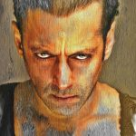 Salman Khan Paintings