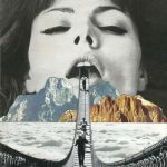 Sammy Slabbinck Surreal Collages Nicole