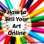 Sell Your Art Jobs