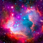 Small Magellanic Cloud Smc Galaxy Digital Art Ram