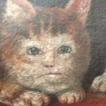 Someone Noticed Ugly Medieval Cat Paintings Too Funny Pics Bored