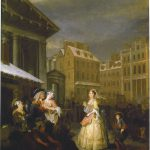 Story Paintings Hogarth Marriage Progress Time Eclectic Light