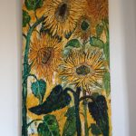 Sunflower Paintings John Bratby Sale