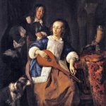 Time Music Indoors Eating Courting Drinking Dogs Dutch Artist